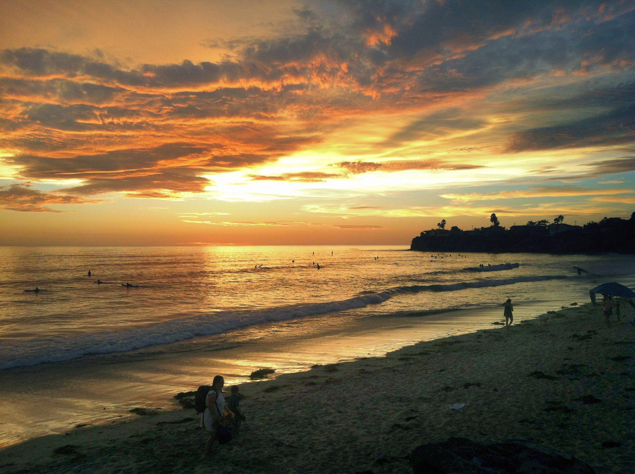 San Diego sunset Saad Alayyoubi