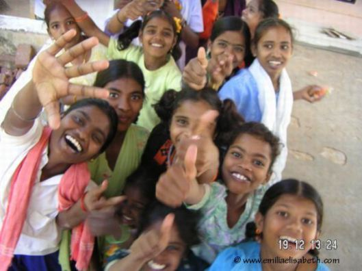 volunteering in Tamil Nadu India
