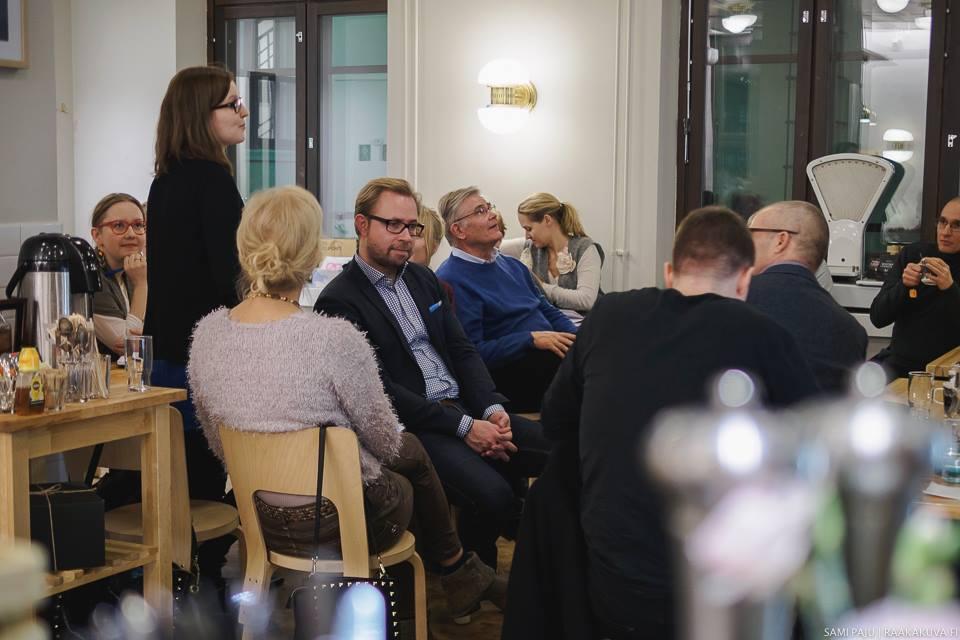 Suomen positiivisen psykologian yhdistys on nyt totta ...